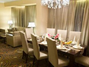 Emerald Garden Hotel Medan - Gästrum