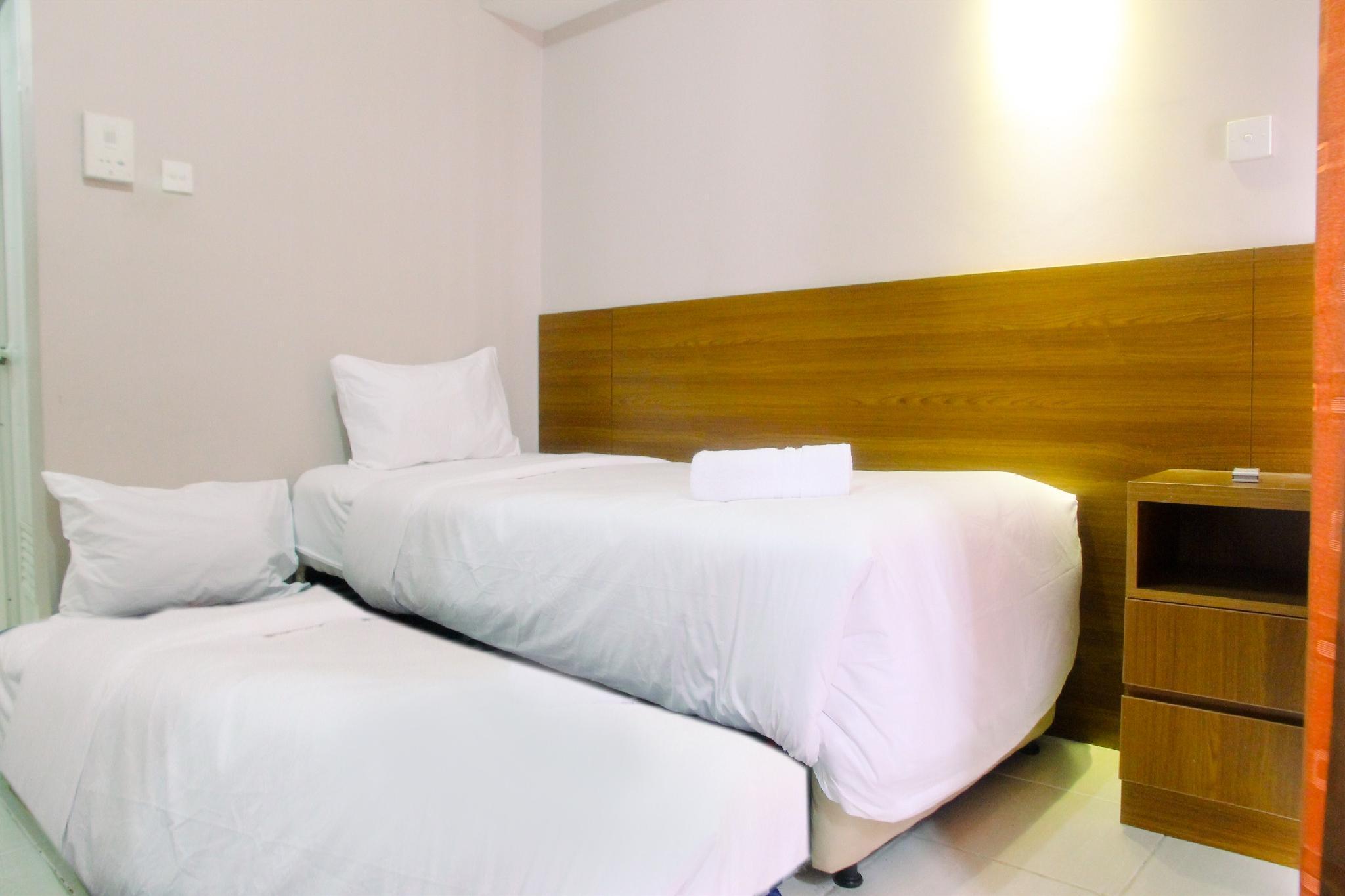 Comfortable 1BR Taman Melati Margonda By Travelio