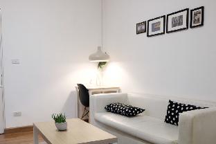 [ラチャダーピセーク]アパートメント(30m2)| 1ベッドルーム/1バスルーム 01.Entire 1 BR Kitchen+Wifi+local life+Near MRT