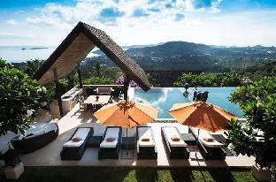Modern Infinity Pool Villa Combo - 8 bedroom วิลลา 8 ห้องนอน 8 ห้องน้ำส่วนตัว ขนาด 320 ตร.ม. – หาดบ่อผุด