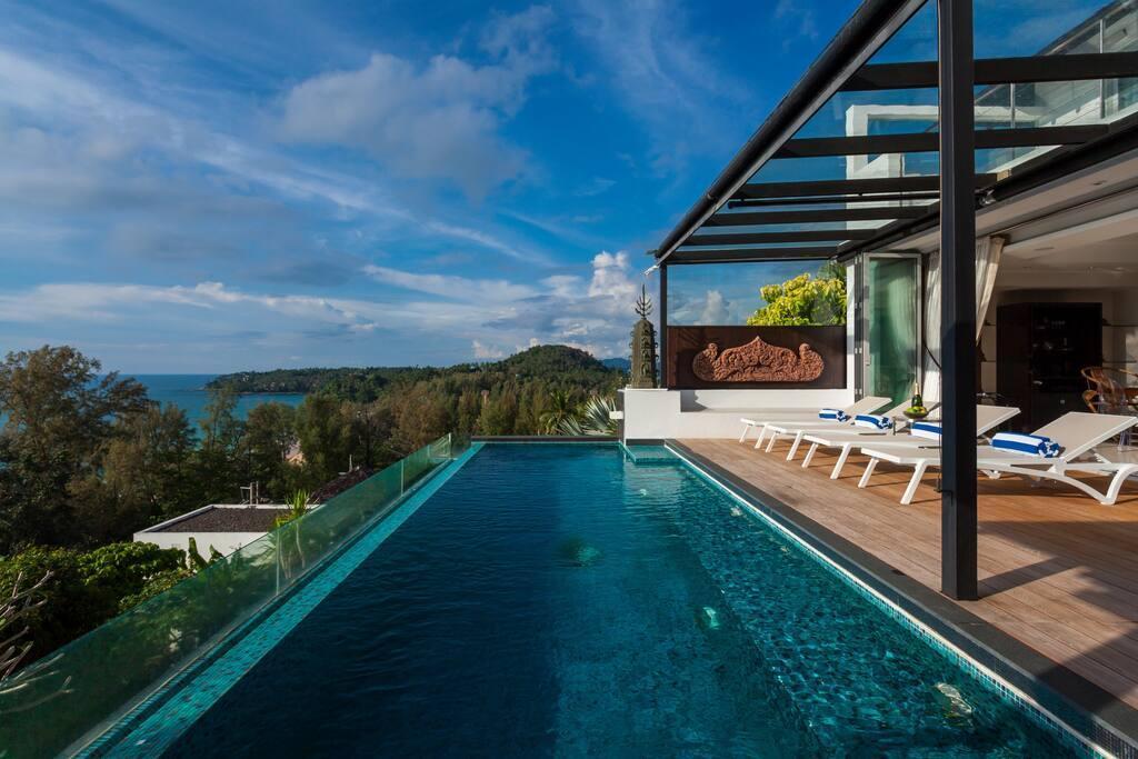 Stunning 3 Bedroom Pool Villa   Surin Beach