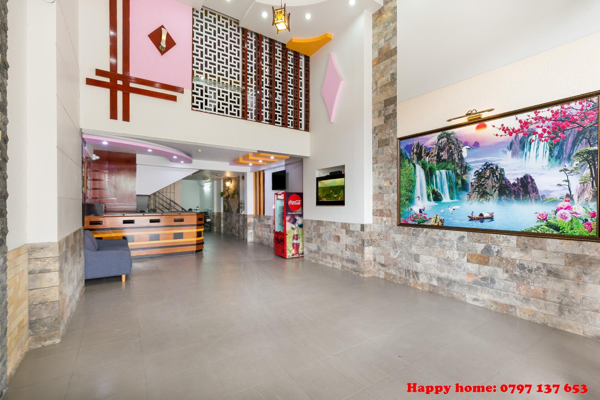 Happy Home 121 Ly Phuc Man