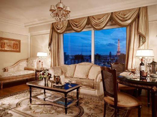 Hotel Balzac Champs Elysees Paris