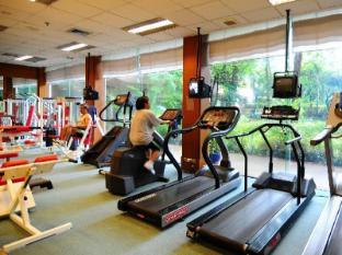 Pantip Suites Bangkok - Fitness Room