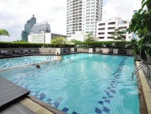 Bliston Suwan Parkview Hotel Bangkok - Swimming Pool