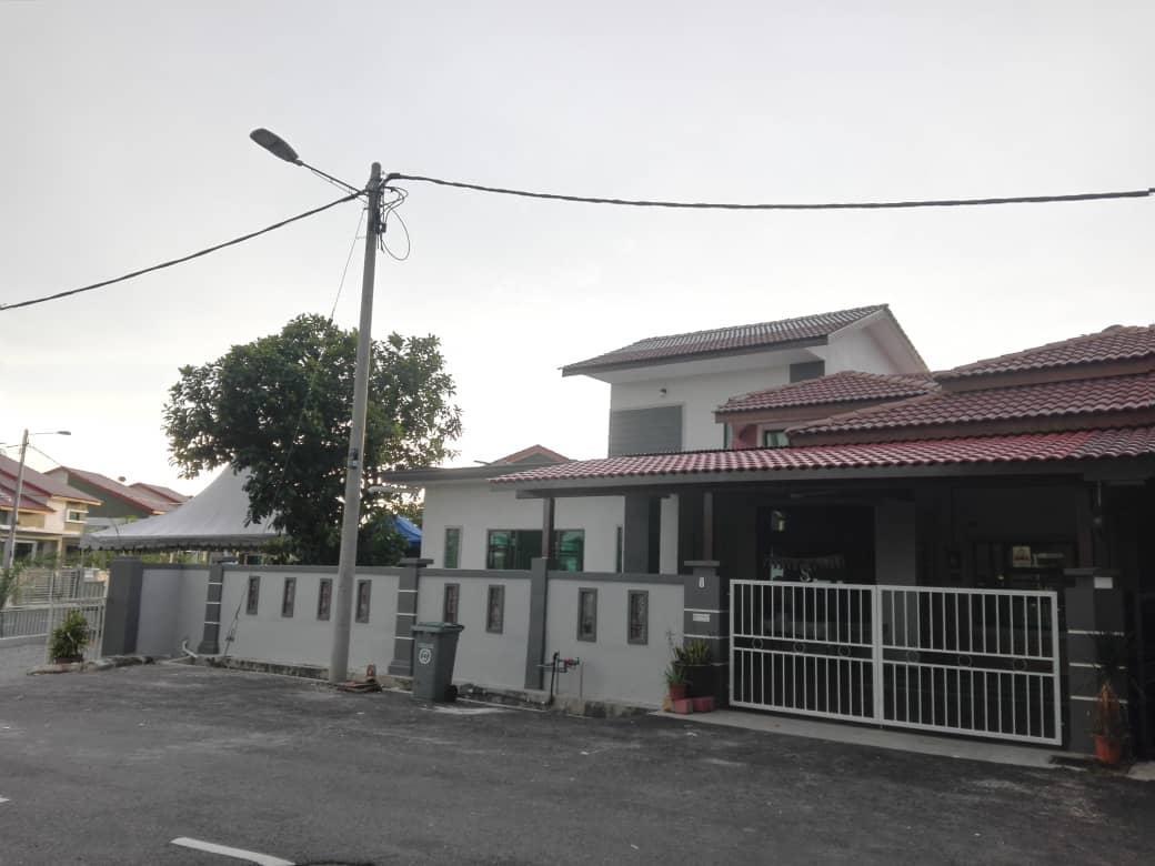 Homestay Bandar Melaka 4BR Muslim