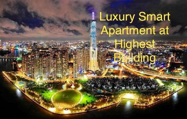 LUXURY SMART Apartment at LANDMARK 81 Ho Chi Minh City