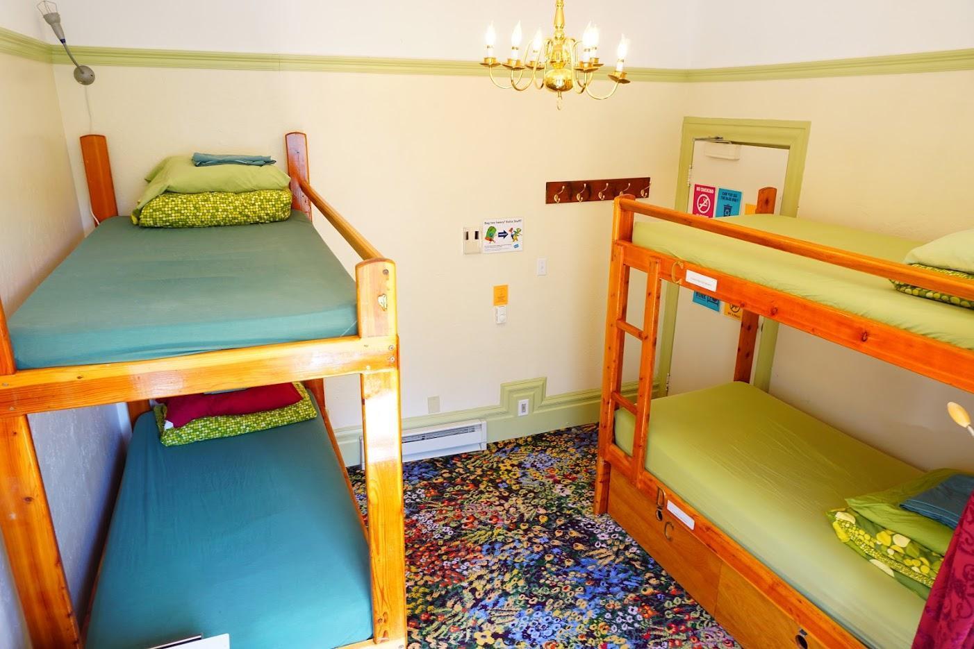 Green Tortoise Hostel