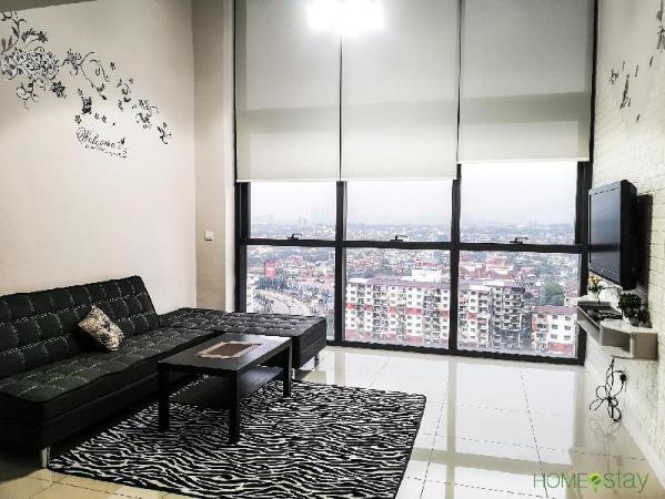 PJ Icon City Apartment with Elegant Environment Kuala Lumpur