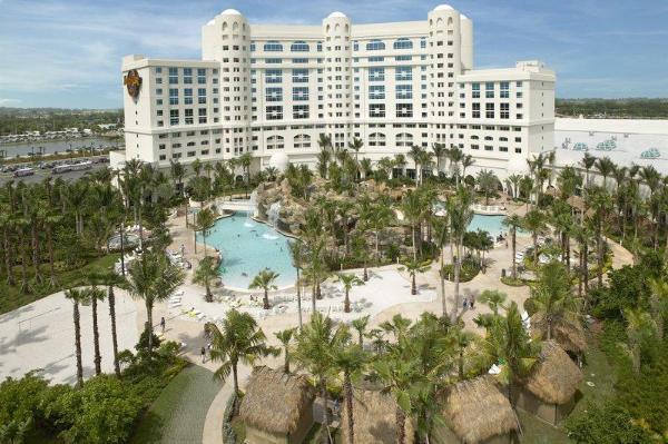 Seminole Hard Rock Hotel & Casino Hollywood Fort Lauderdale