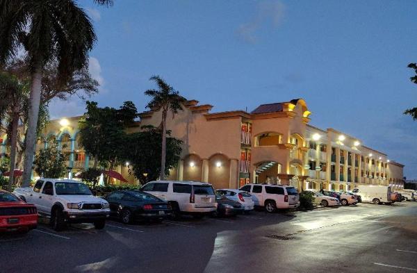 Red Carpet Inn Airport Fort Lauderdale Fort Lauderdale