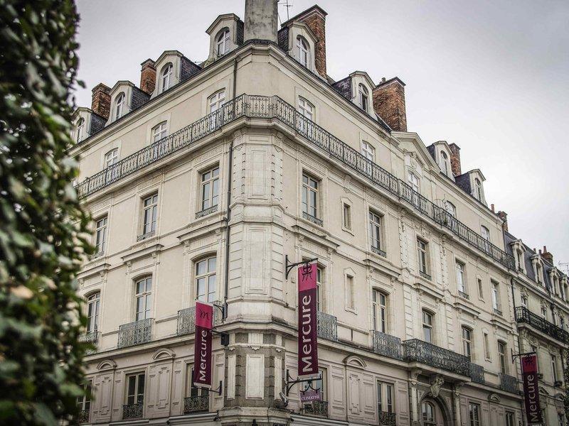 Hotel Mercure Rennes Place Bretagne