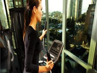 Executive Hotel Vintage Park Vancouver (BC) - Fitness Room