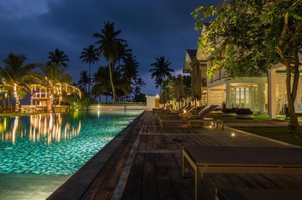 Sri Sharavi Beach Villas and Spa Mirissa