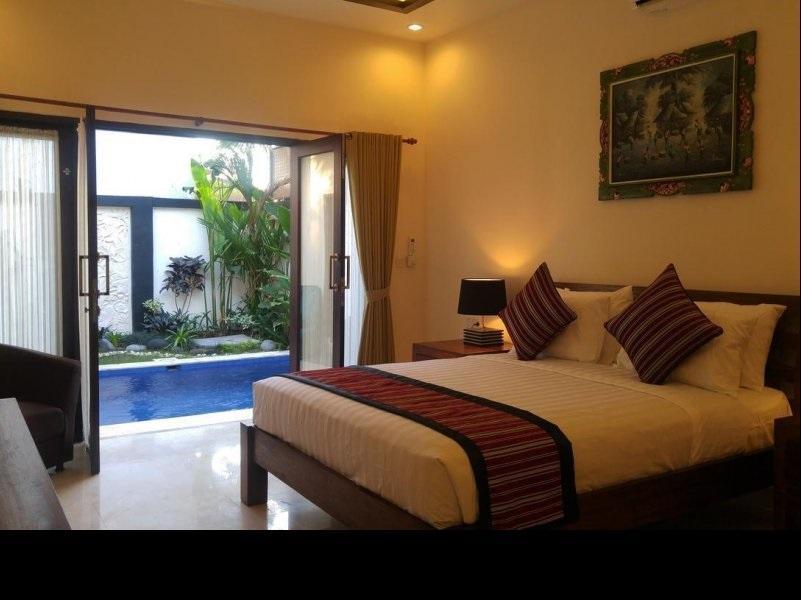 2 BR Deluxe Villa Jasmine Near Airport Ngurah Rai