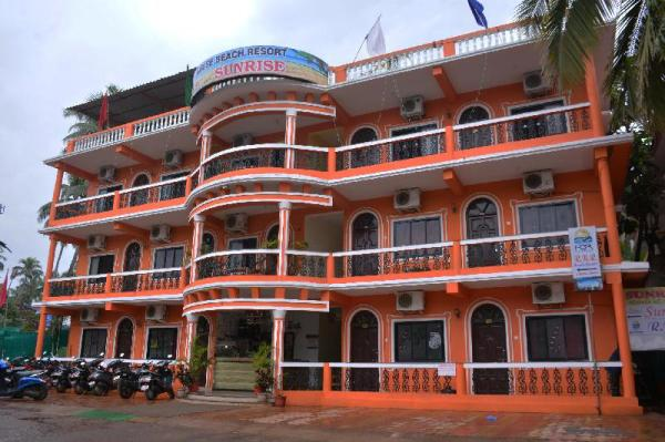Sunrise Beach Resort Goa