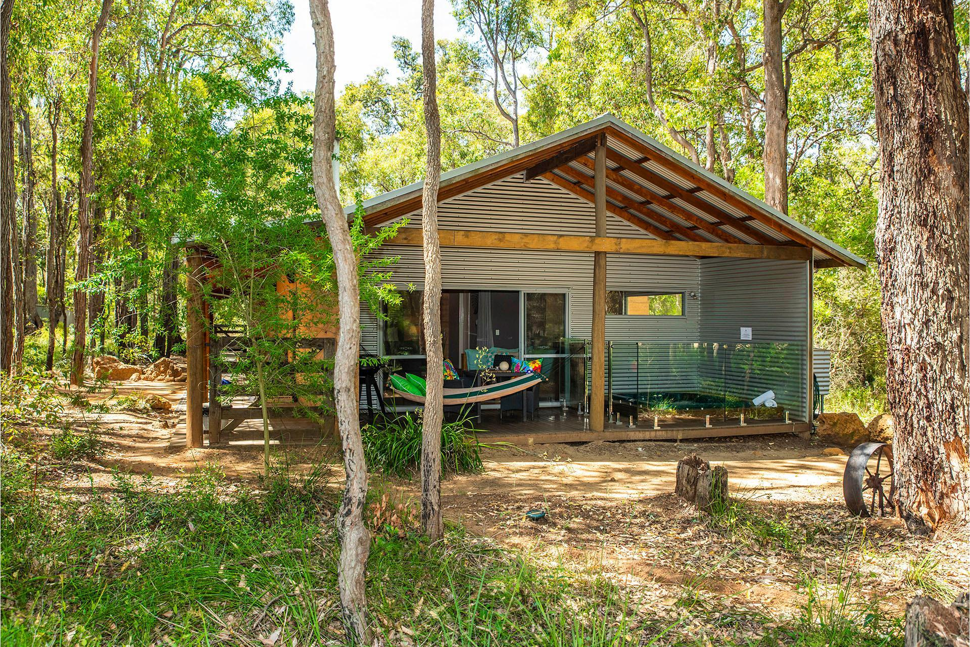 Hidden Valley Eco Lodges And Day Spa