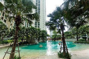 Fabulous Resort-like Condo in Central Bangkok中文服务 อพาร์ตเมนต์ 2 ห้องนอน 1 ห้องน้ำส่วนตัว ขนาด 73 ตร.ม. – รัชดาภิเษก