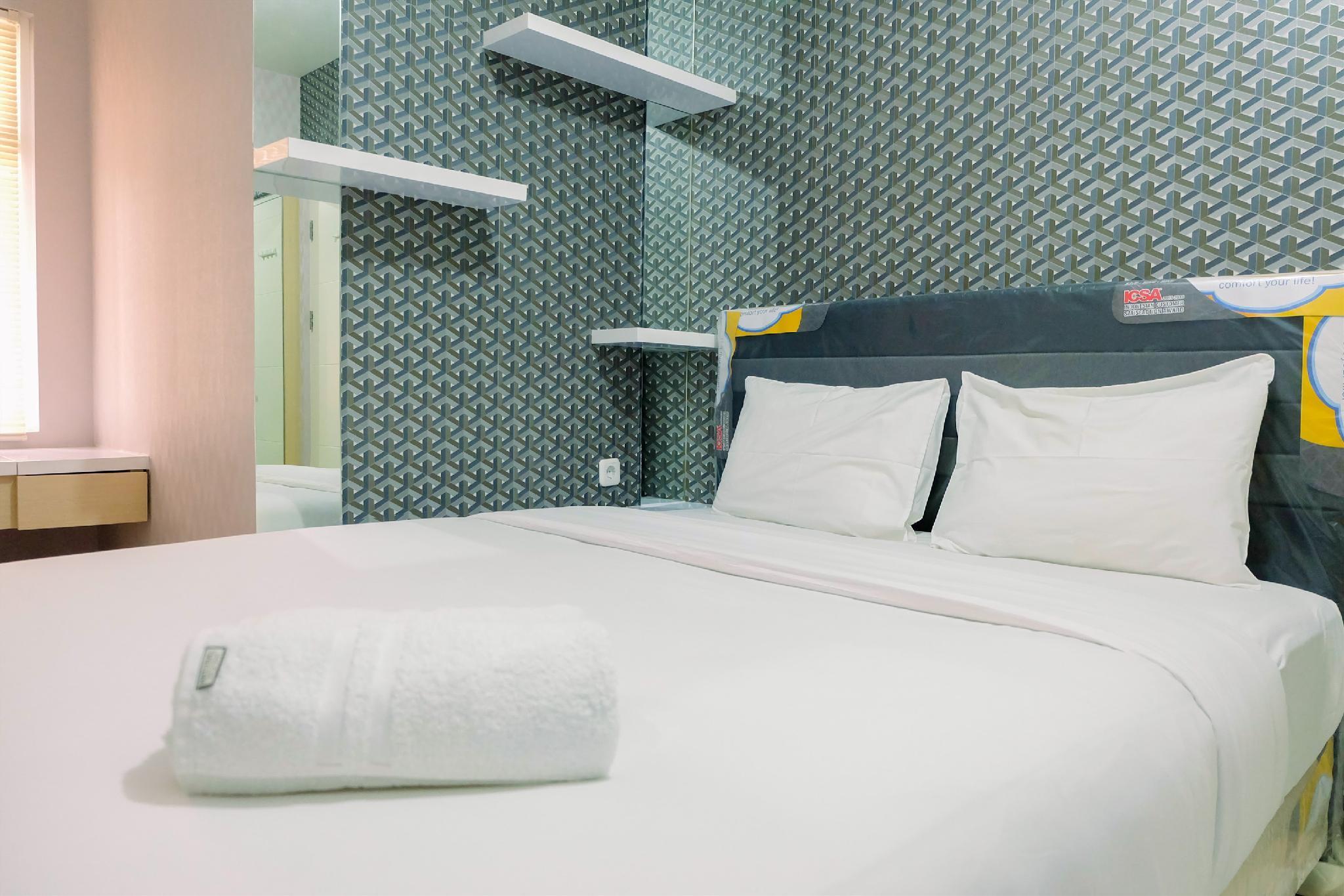 Enjoy 2BR @ Springlake Apartment By Travelio