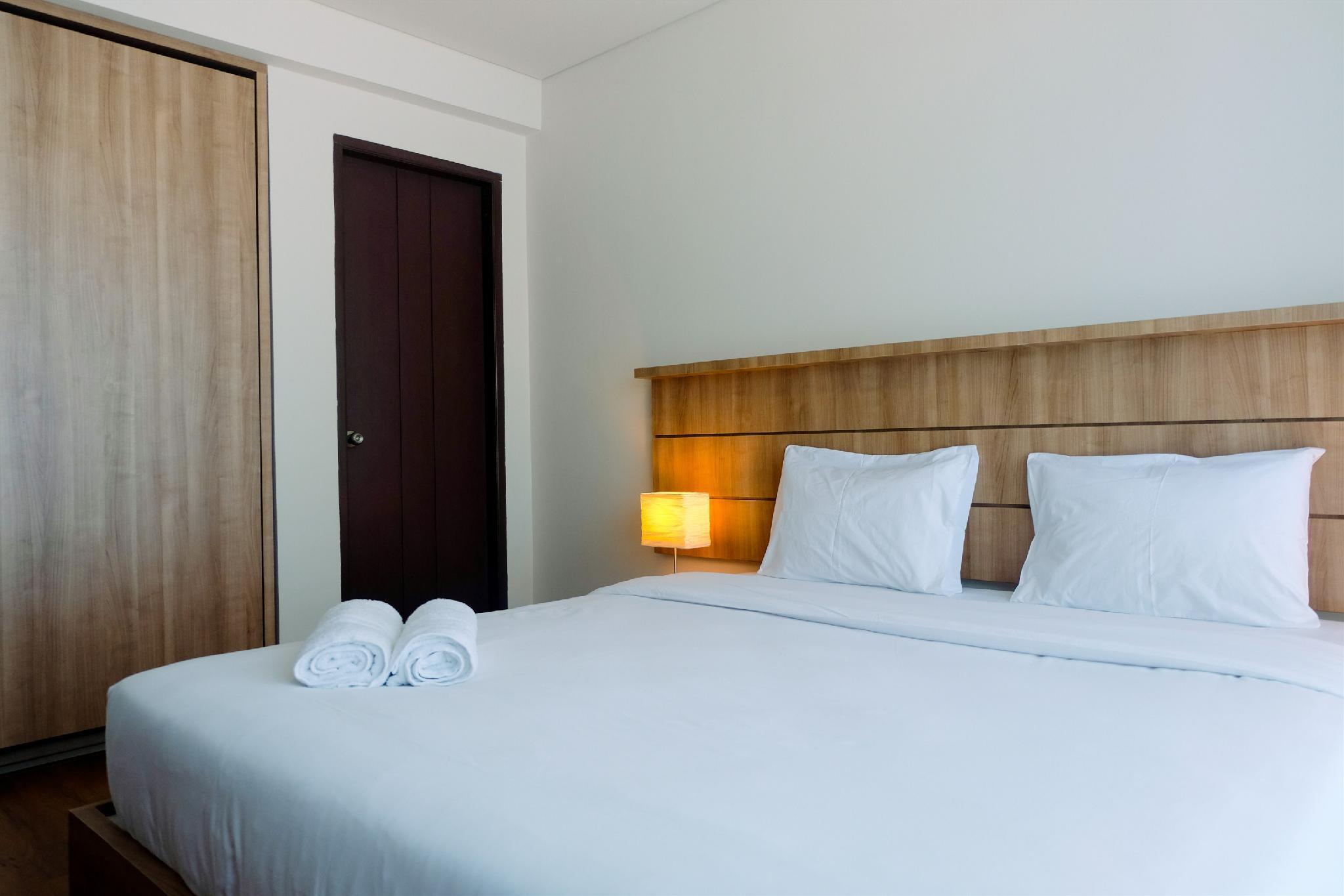 Comfy 2BR Callia Apartment By Travelio