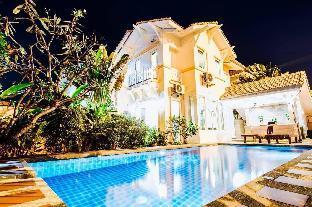 Pattaya Luxury Thai Villa, 4 Bed Room วิลลา 4 ห้องนอน 4 ห้องน้ำส่วนตัว ขนาด 200 ตร.ม. – หาดจอมเทียน