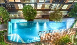 [スクンビット]アパートメント(23m2)  1ベッドルーム/1バスルーム 50 EKKAMAI BTS丨UPPER DISTRICT丨WIFI 丨POOL AND GYM