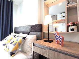 17 comfortable 1bdr♥  on nut-BTS♥ massage nearby อพาร์ตเมนต์ 1 ห้องนอน 1 ห้องน้ำส่วนตัว ขนาด 28 ตร.ม. – สุขุมวิท