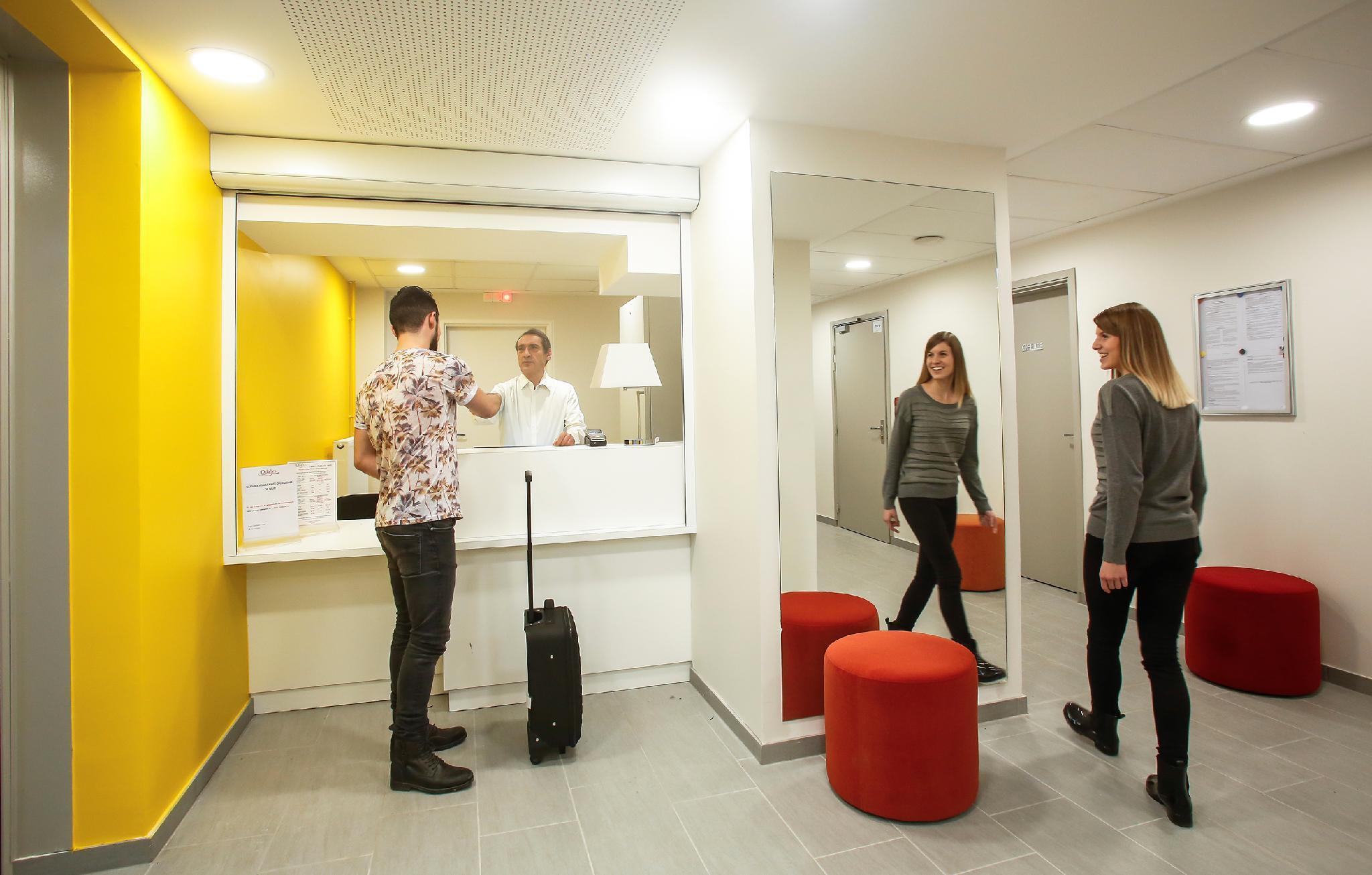 Appart'H�tel Odalys Manufacture Metz