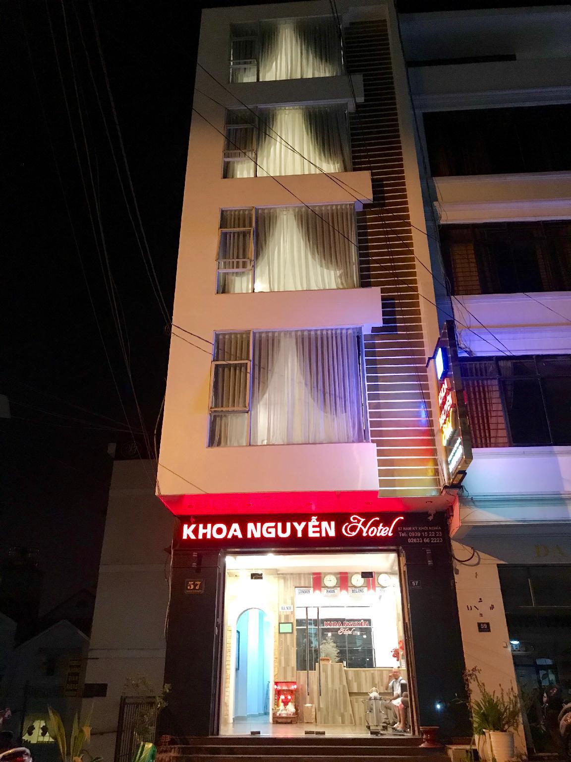 Khoa Nguyen Hotel