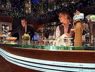 Novotel Danube Hotel Budapest - Bar