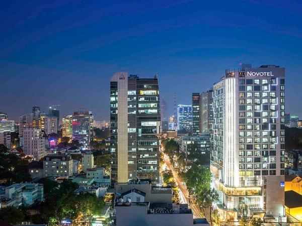 Novotel Saigon Centre Hotel Ho Chi Minh City