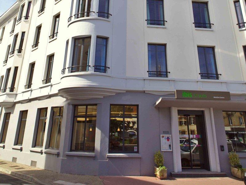 Ibis Styles Moulins Centre