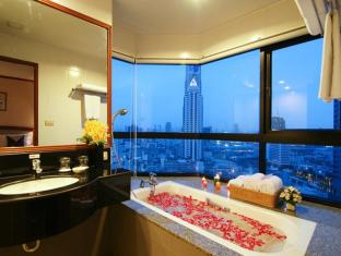 Grand Diamond Suites Hotel Bangkok - Fürdőszoba
