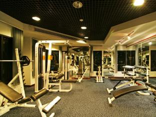 Grand Diamond Suites Hotel Bangkok - Fitneszterem