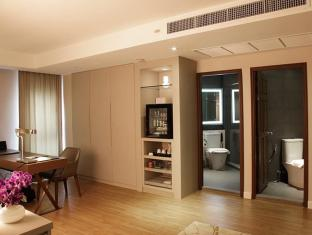 Grand Diamond Suites Hotel Bangkok - Hotellihuone