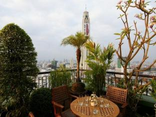Grand Diamond Suites Hotel Bangkok - Erkély/Terasz