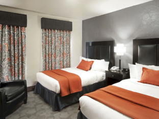 Golden Gate Hotel and Casino Las Vegas (NV) - Guest Room