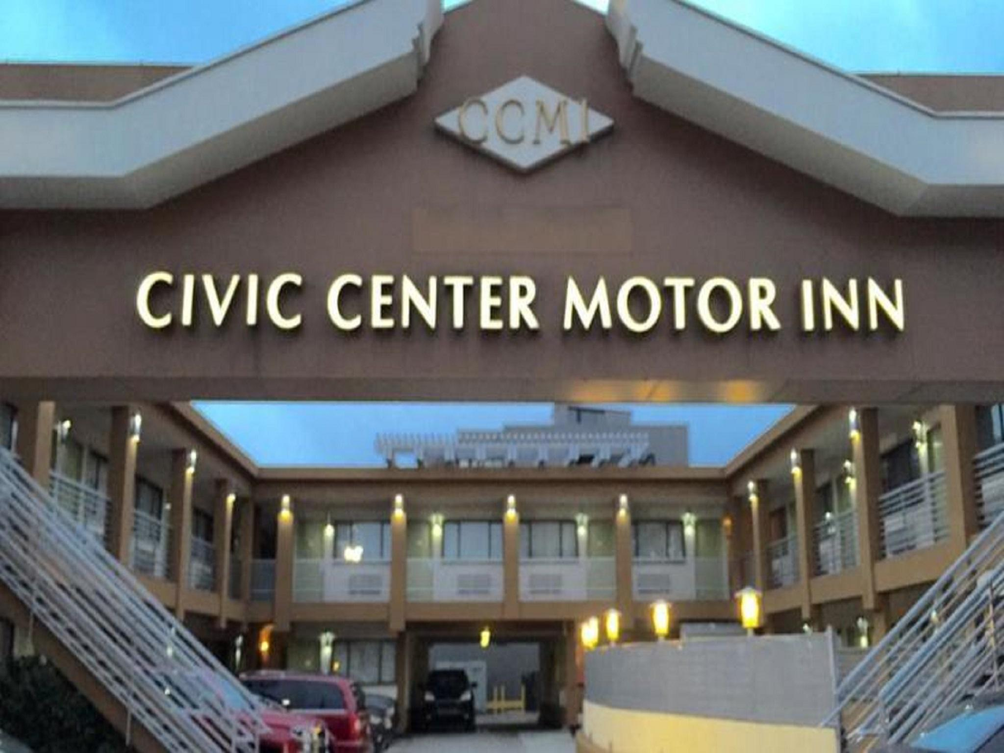 Civic Center Motor Inn