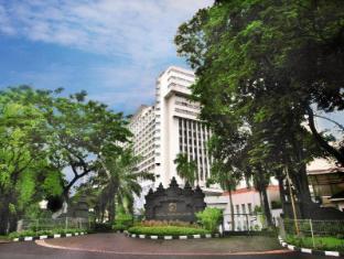 Hotel Borobudur Jakarta Jakarta - Exterior