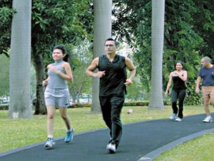 Hotel Borobudur Jakarta Jakarta - Sports and Activities