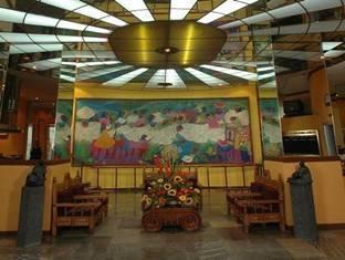 Hotel San Francisco Centro Historico Mexico City - Sitting Area