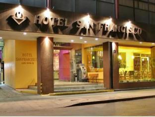 Hotel San Francisco Centro Historico Mexico City - Exterior