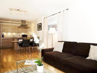 London Shoreditch-Whitechapel Apartments