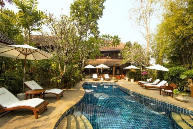 บ้านสบาย วิลเลจ รีสอร์ท แอนด์ สปา – Ban Sabai Village Resort & Spa