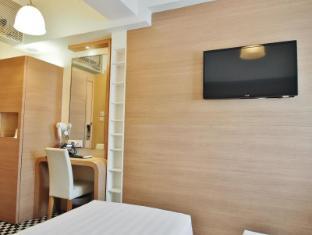Bridal Tea House To Kwa Wan Cruise Terminal Hotel Hong Kong - Standard Twin Room