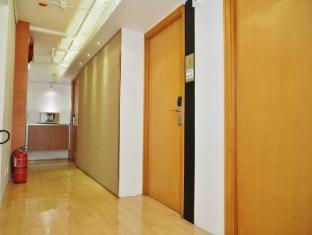 Bridal Tea House Yau Ma Tei Hotel Hong Kong - Corridor