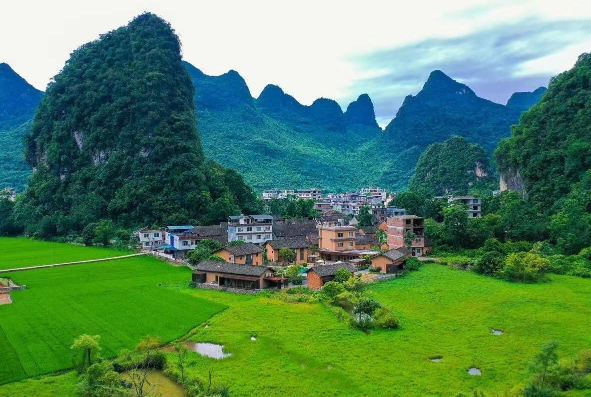 Old Manor House Yangshuo