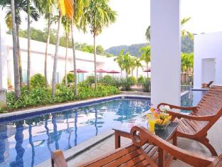 Kata Lucky Villa & Pool Access Phuket - Balkong/terasse