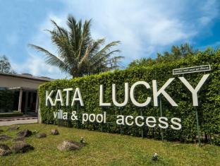 Kata Lucky Villa & Pool Access Пхукет - Вхід