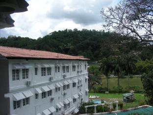 Hotel Suisse Kandy - View from Balcony